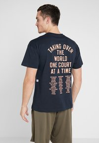 K1X - ONE COURT AT A TIME  - Print T-shirt - navy - 2