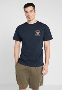 K1X - ONE COURT AT A TIME  - Print T-shirt - navy - 0