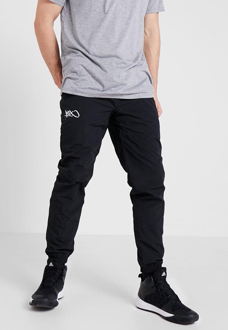 K1X - HOOL PANTS - Jogginghose - black/anthracite