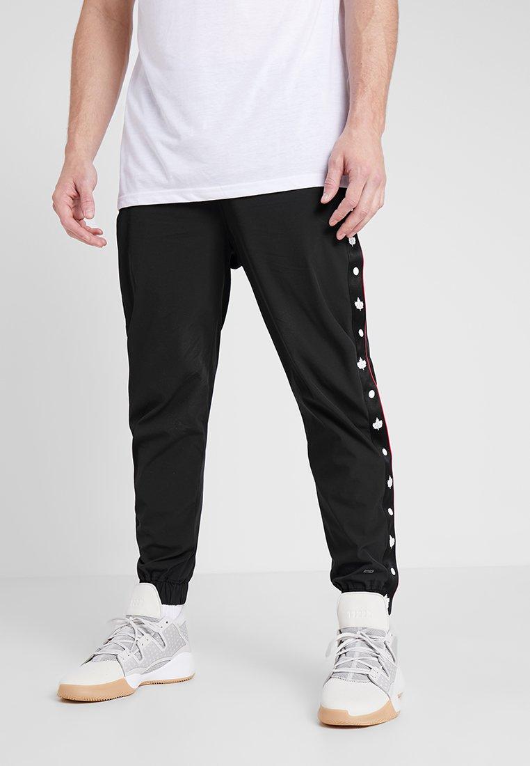 K1X - DANDY DIARY TEARAWAY PANTS - Jogginghose - black