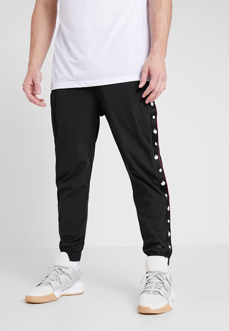 K1X - DANDY DIARY TEARAWAY PANTS - Tracksuit bottoms - black