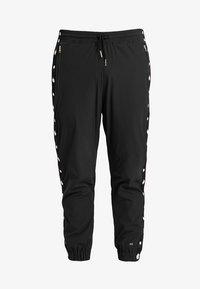 K1X - DANDY DIARY TEARAWAY PANTS - Jogginghose - black - 6
