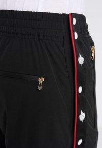 K1X - DANDY DIARY TEARAWAY PANTS - Jogginghose - black - 4