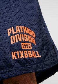 K1X - PLAY HARD DIVISION SHORTS - Urheilushortsit - navy - 5