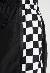 K1X - CHECKER PANTS - Joggebukse - black - 5
