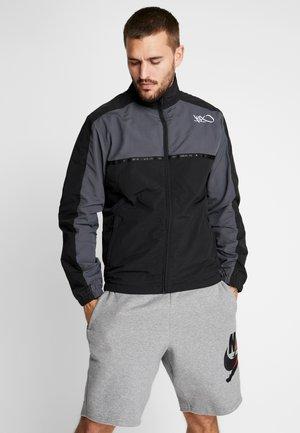 HOOL JACKET - Training jacket - black/anthracite
