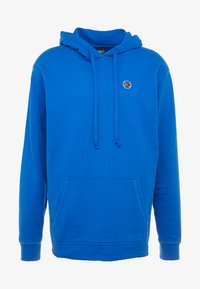 K1X - COLOR DISTRESSED HOODY - Jersey con capucha - lapis blue - 3