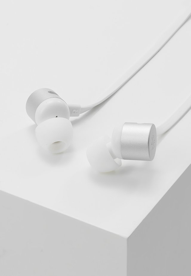 E4/600 BT IN-EAR EARPHONES BLUETOOTH - Høretelefoner - white