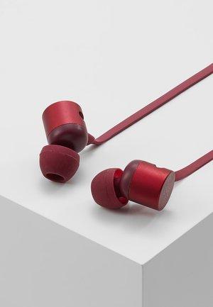 E4/600 BT IN-EAR EARPHONES BLUETOOTH - Høretelefoner - burgundy