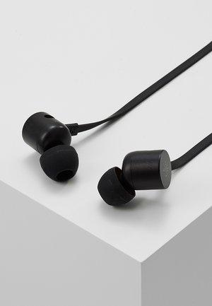 E4/600 BT IN-EAR EARPHONES BLUETOOTH - Høretelefoner - black