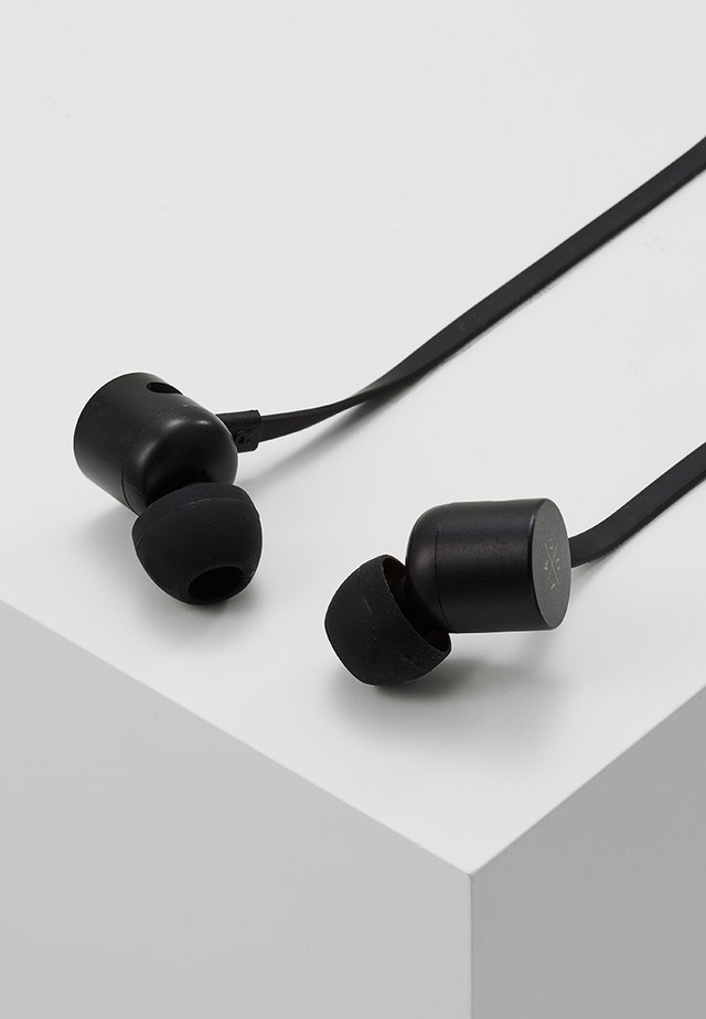 E4/600 BT IN-EAR EARPHONES BLUETOOTH - Høretelefoner - black