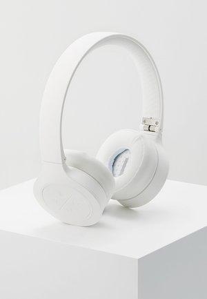 ON EAR HEADPHONES - Høretelefoner - white