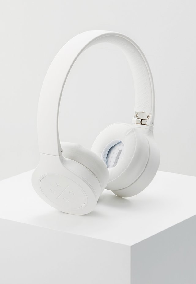 ON EAR HEADPHONES - Høretelefoner - white