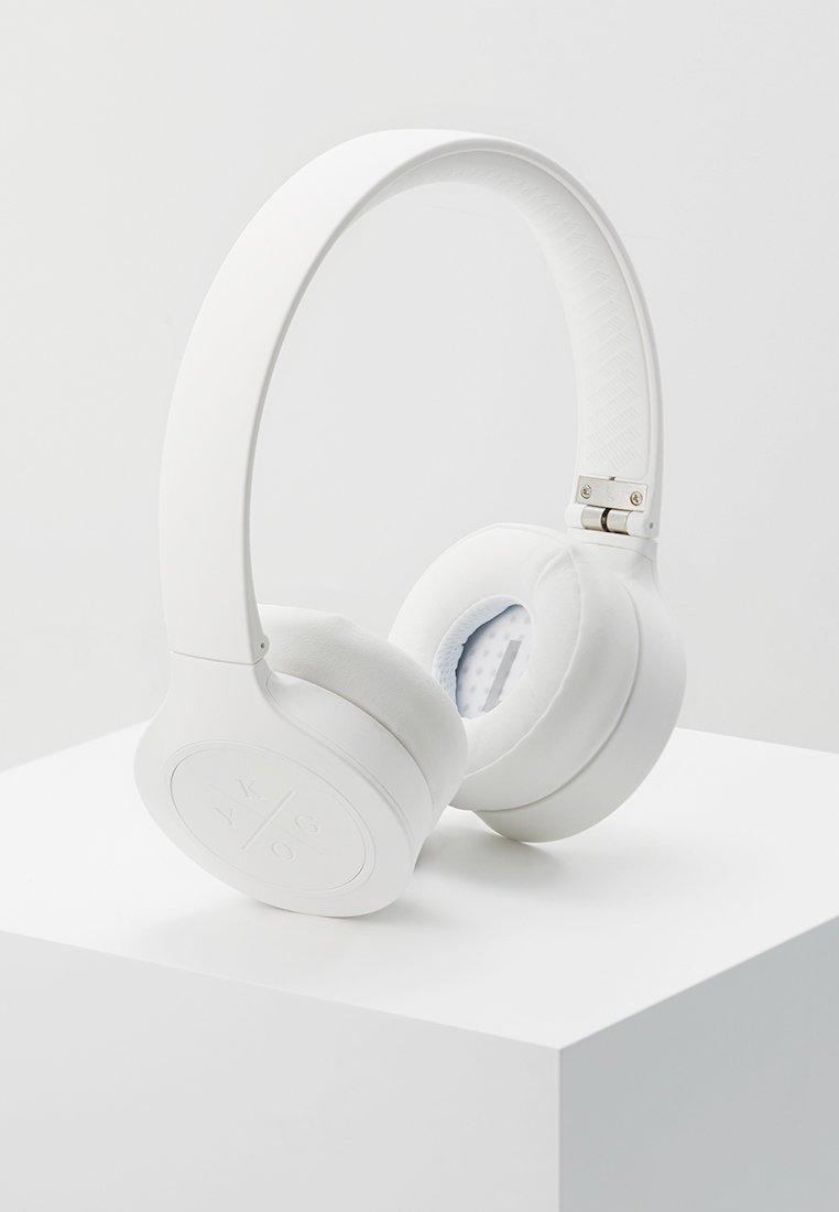 KYGO - ON EAR HEADPHONES - Kopfhörer - white