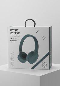 KYGO - ON EAR HEADPHONES - Kopfhörer - storm grey - 4
