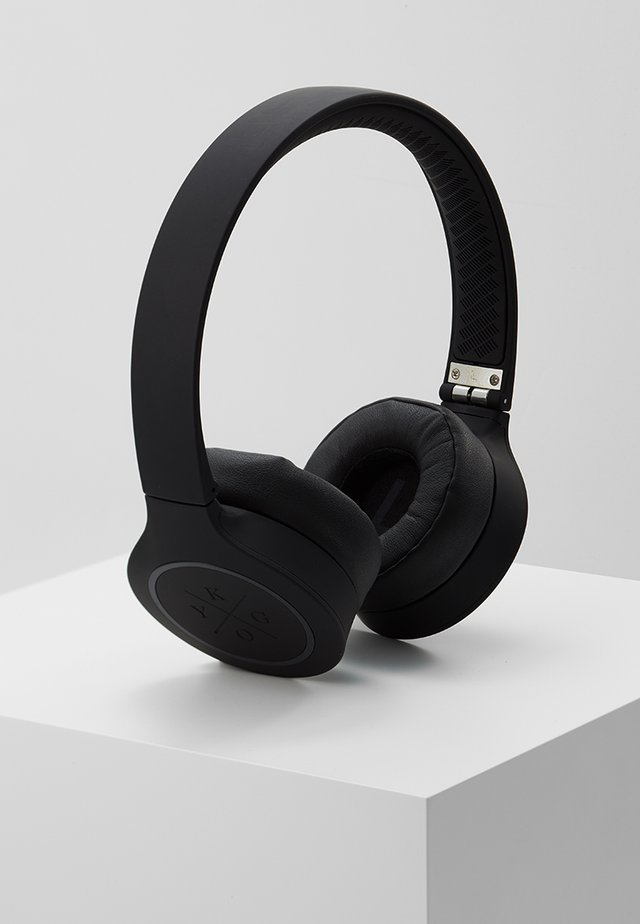 ON EAR HEADPHONES - Høretelefoner - black