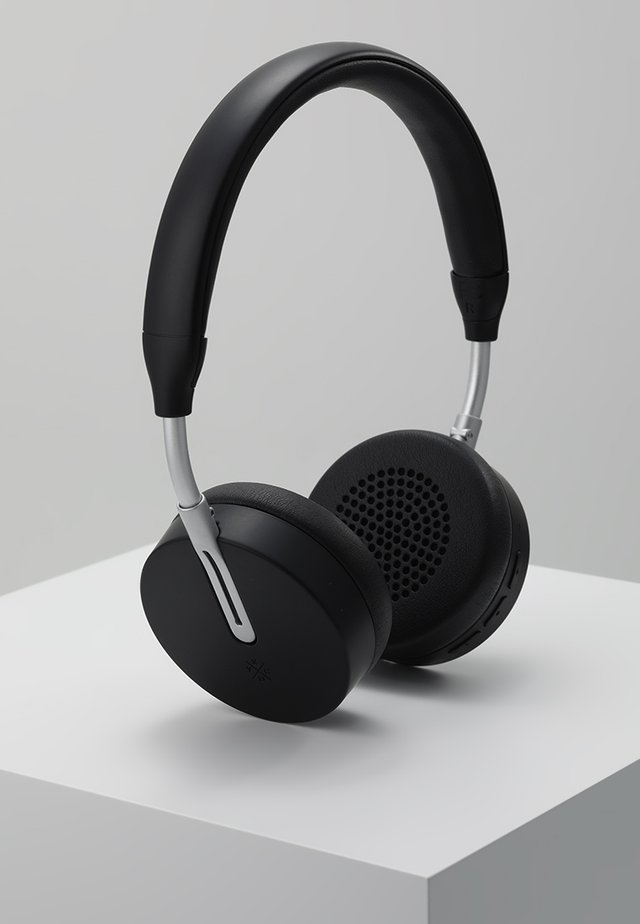 ON-EAR HEADPHONES  - Høretelefoner - black