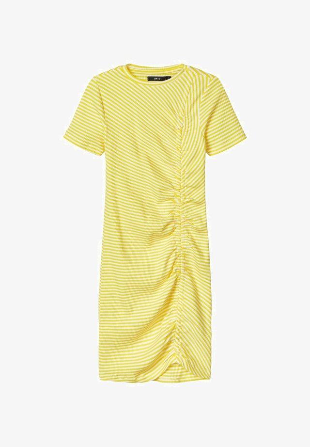 Jerseykjoler - blazing yellow