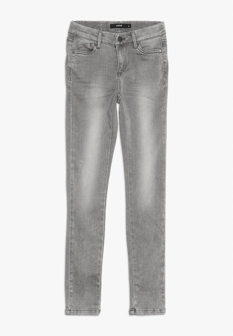 LMTD - ANCLE PANT - Jeans Skinny Fit - medium grey denim