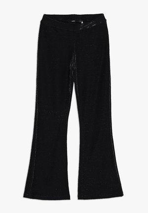 NLFROSE BOOT CUT PANT - Trousers - black