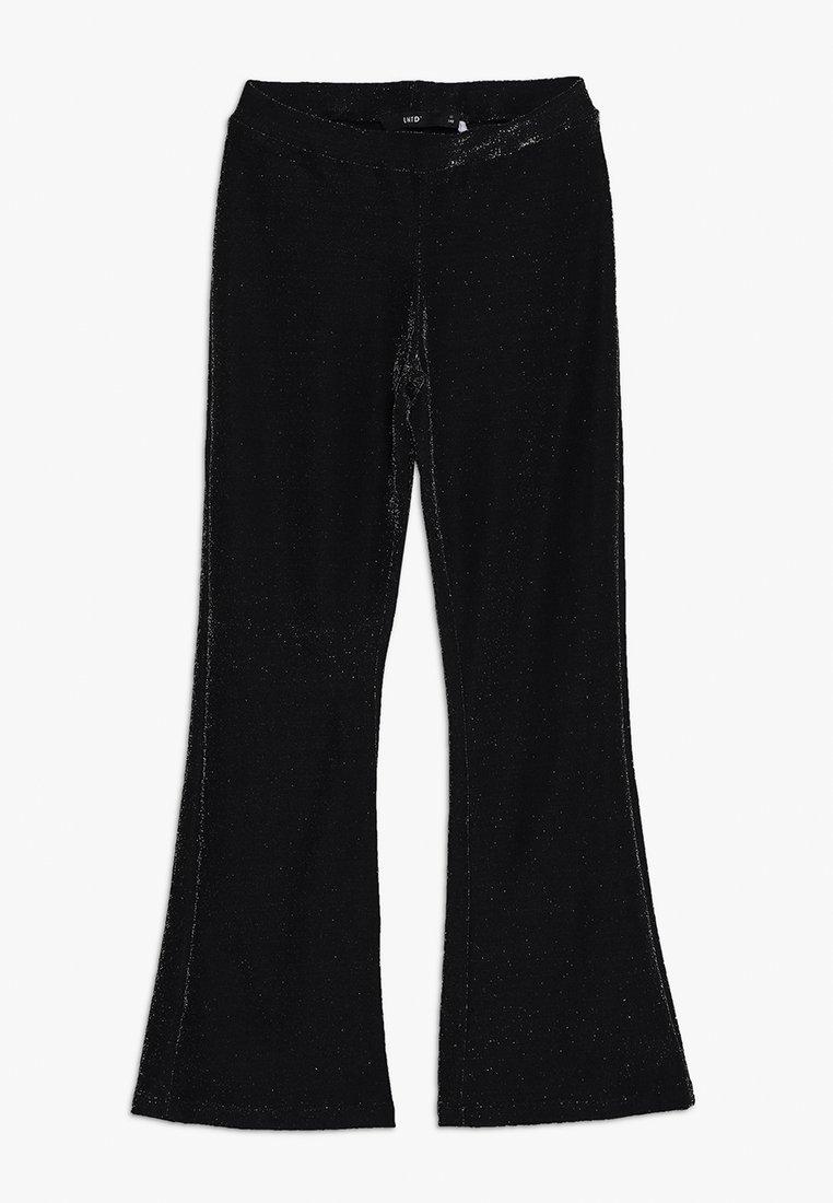 LMTD - NLFROSE BOOT CUT PANT - Pantalones - black
