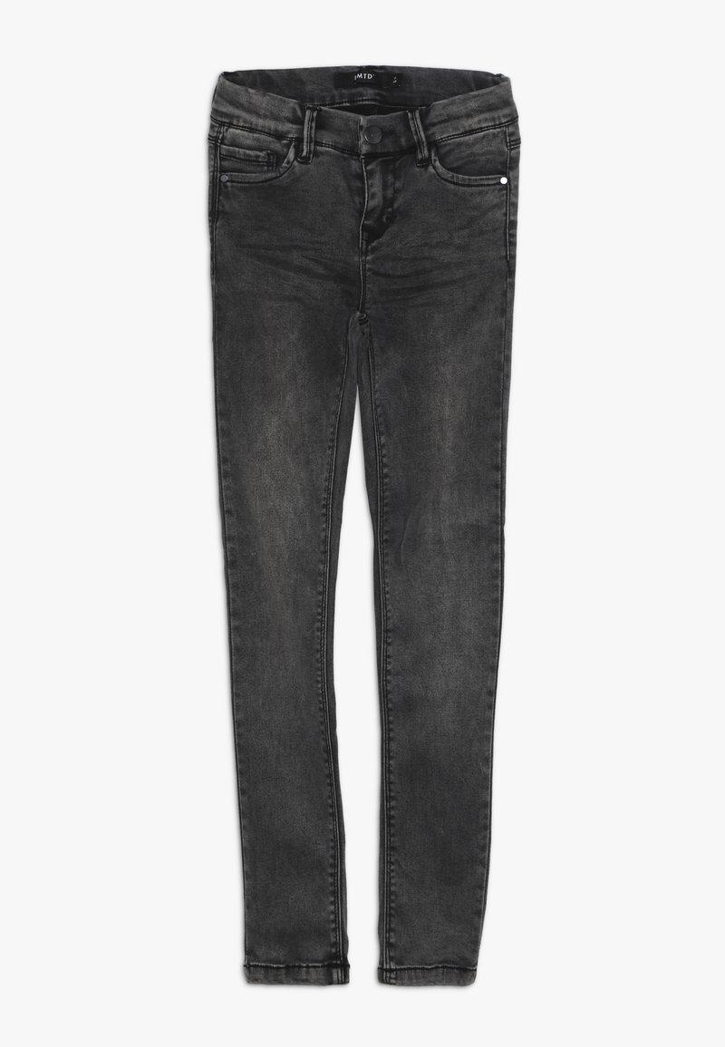 LMTD - ANCLE PANT  - Skinny džíny - dark grey denim