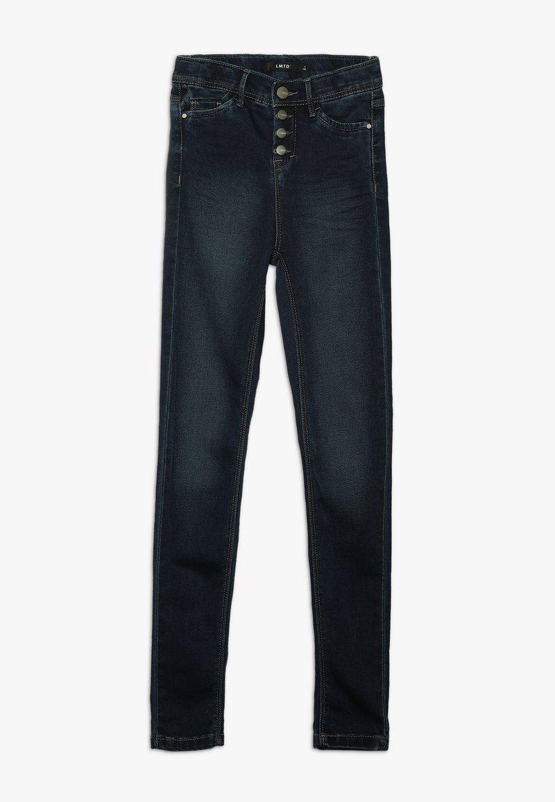 LMTD - NLFPIL DNMTIA PANT - Jeans Skinny Fit - medium blue denim