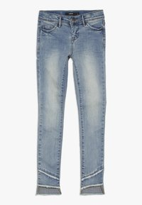 LMTD - NLFPIL DNMATERETE ANCLE PANT - Jeans Skinny Fit - light blue denim - 0