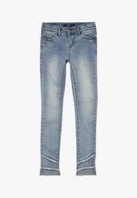 LMTD - NLFPIL DNMATERETE ANCLE PANT - Jeans Skinny Fit - light blue denim - 2