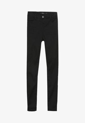NLFPIL DNMTORA PANT - Slim fit jeans - black denim