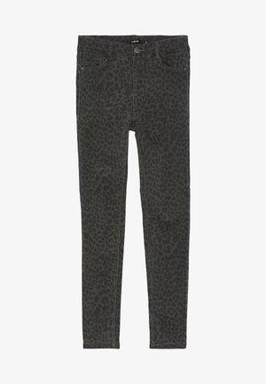 NLFPIL PANT - Jeans Skinny - dark grey