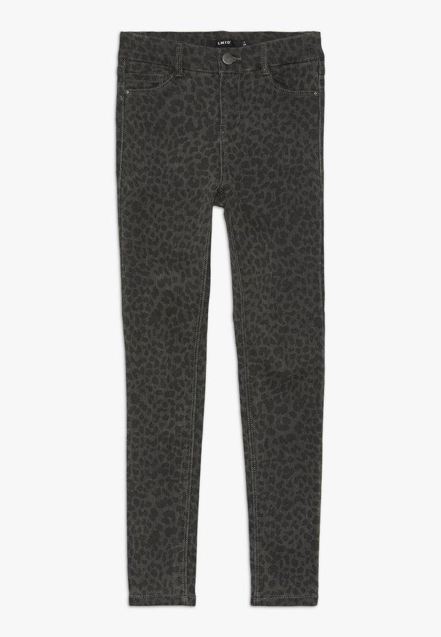 NLFPIL PANT - Jeans Skinny Fit - dark grey