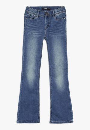 Džíny Bootcut - medium blue denim