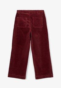 LMTD - Pantalon classique - dark red - 2