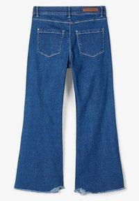 LMTD - Flared Jeans - medium blue denim - 1