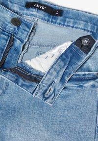 LMTD - Relaxed fit jeans - light blue denim - 3