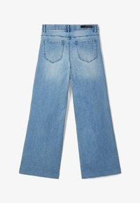 LMTD - Relaxed fit jeans - light blue denim - 1
