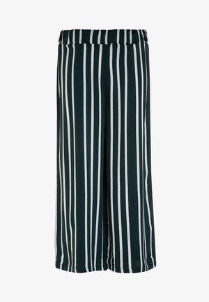 NLFOSILLA WIDE PANT - Kalhoty - deep teal