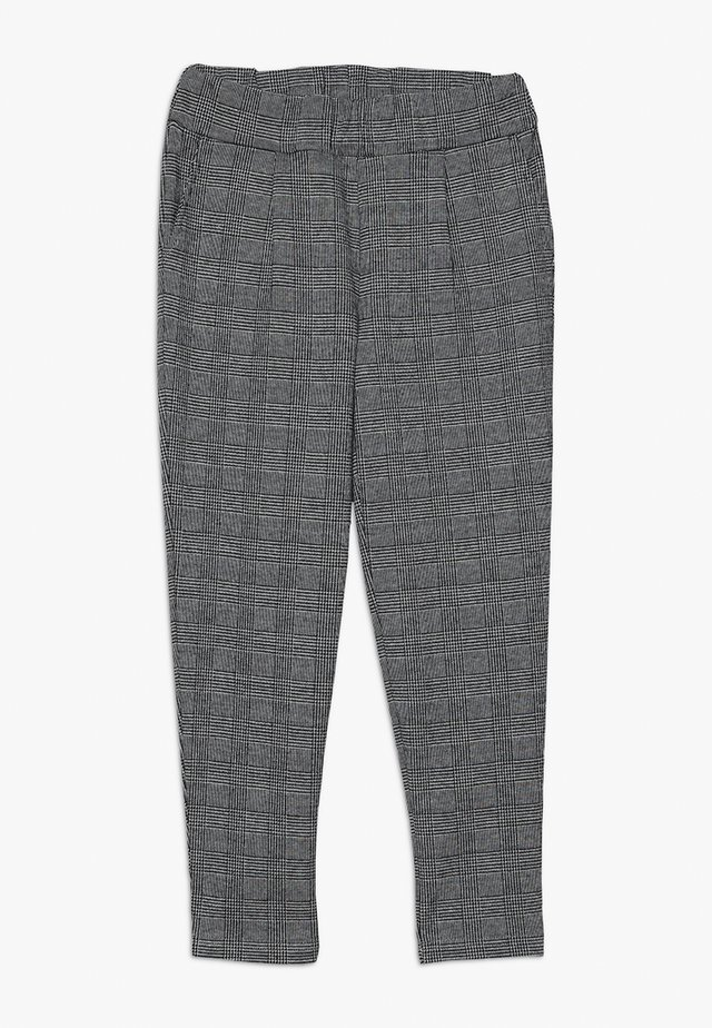 SLIM PANT - Trousers - black