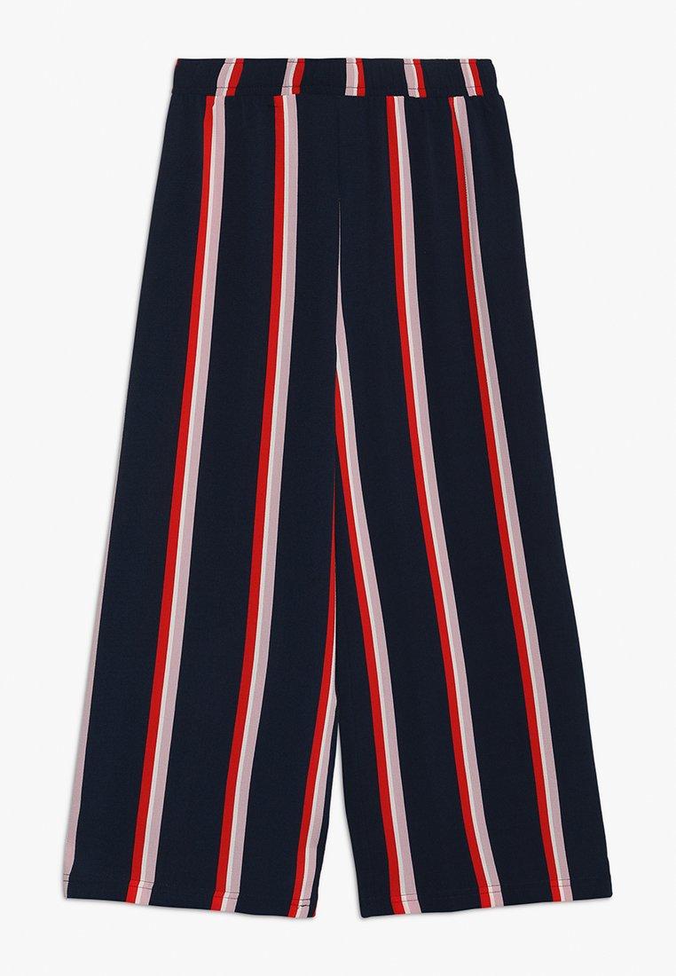 LMTD - NLFOCAMI WIDE PANT - Kalhoty - flame scarlet