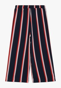 LMTD - NLFOCAMI WIDE PANT - Kalhoty - flame scarlet - 1