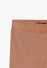 LMTD - NLFJULIA WIDE CULOTTE PANT - Trousers - sun orange - 3