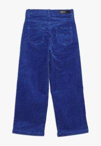 LMTD - NLFBANICKA WIDE PANT - Pantalones - dazzling blue - 1