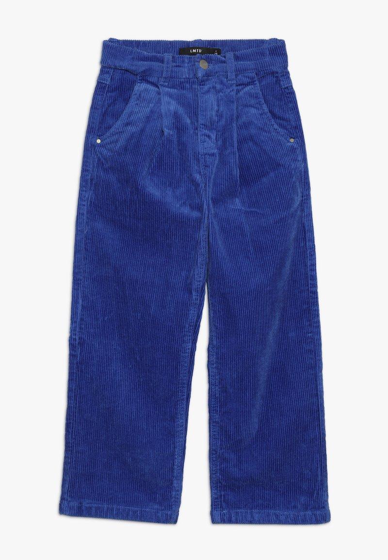 LMTD - NLFBANICKA WIDE PANT - Stoffhose - dazzling blue