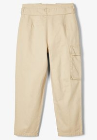LMTD - TAILLEN - Cargo trousers - white pepper - 1