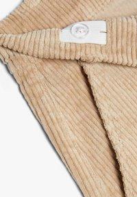 LMTD - MIT WEITEM BEIN HIGH WAIST CORD - Pantalones - brown - 4