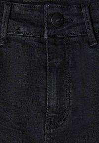 LMTD - Jeansshort - black denim - 5