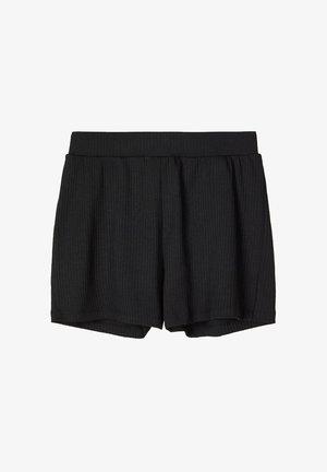 GERIPPTE - Shorts - black