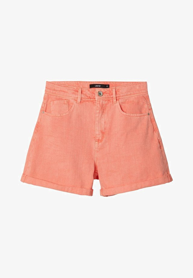 MOM  - Shorts di jeans - blooming dahlia