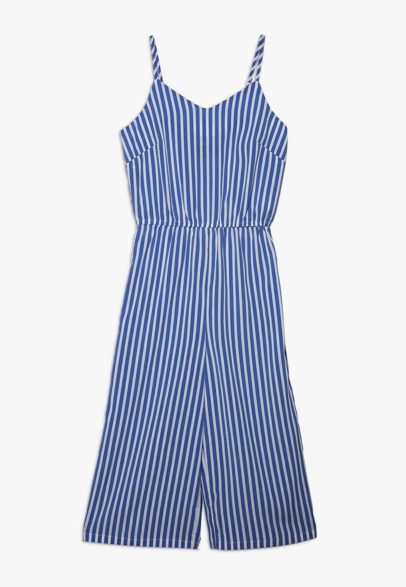 LMTD - NLFKAYA CULOTTE SUIT - Jumpsuit - dazzling blue/white